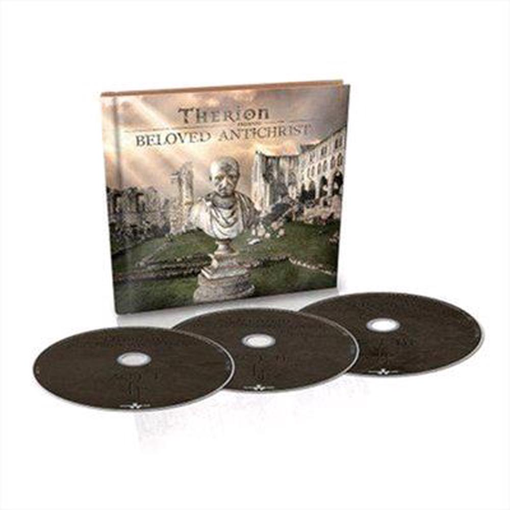 Beloved Antichrist - Therion Compact Disc Free Shipping!