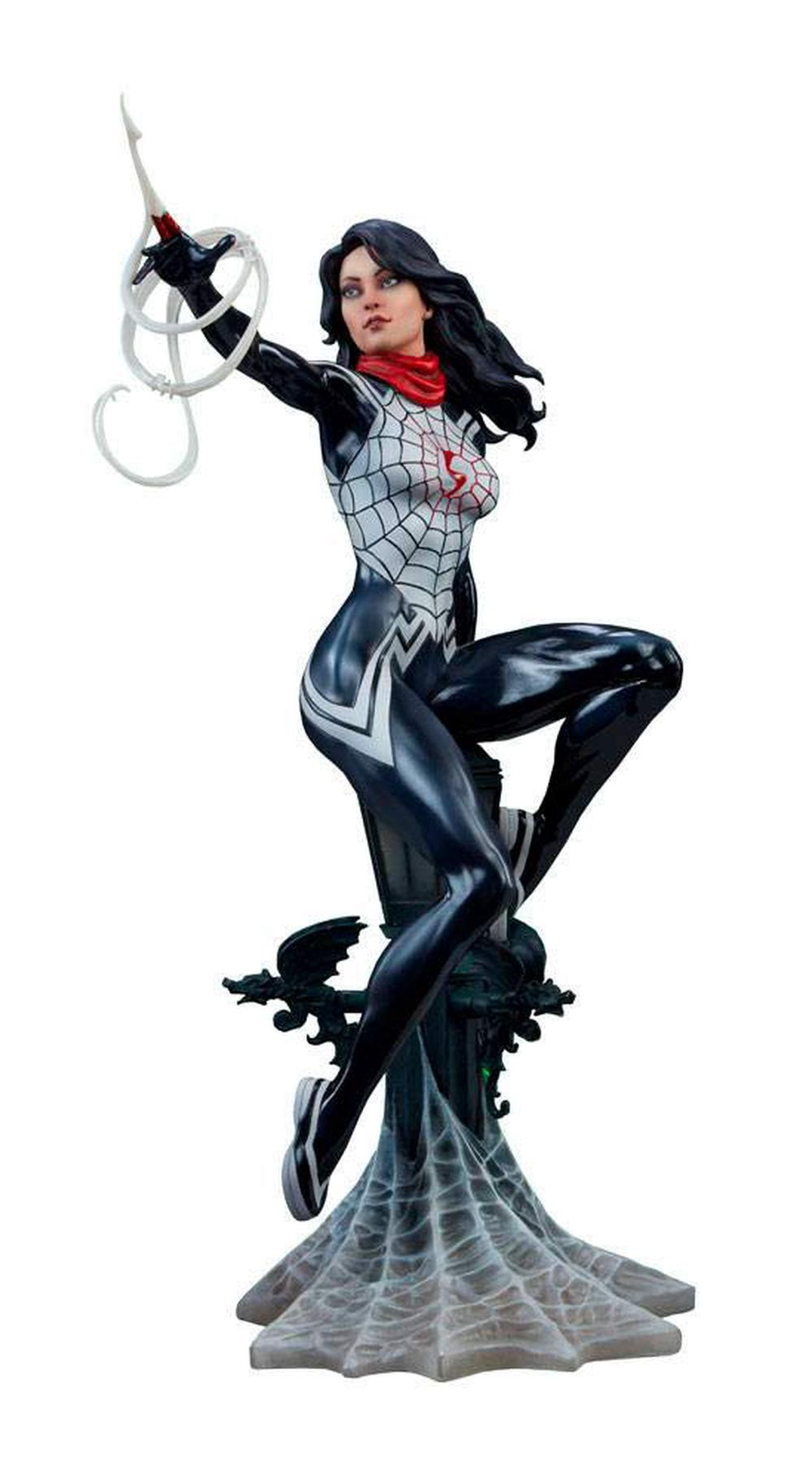 Spider-Man - Silk Artist Series Statue - Sideshow Collectibles Free Shipping