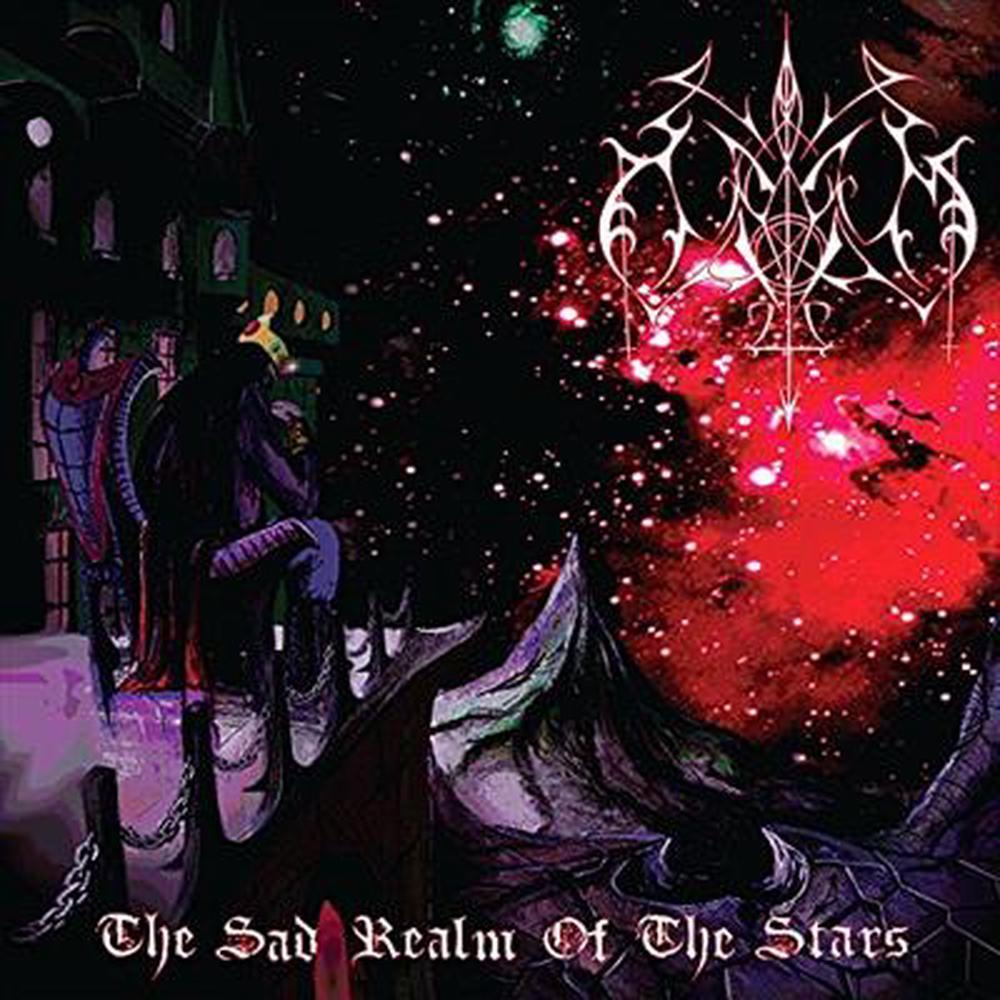 Sad Realm of the Stars - Odium Vinyl Free Shipping!