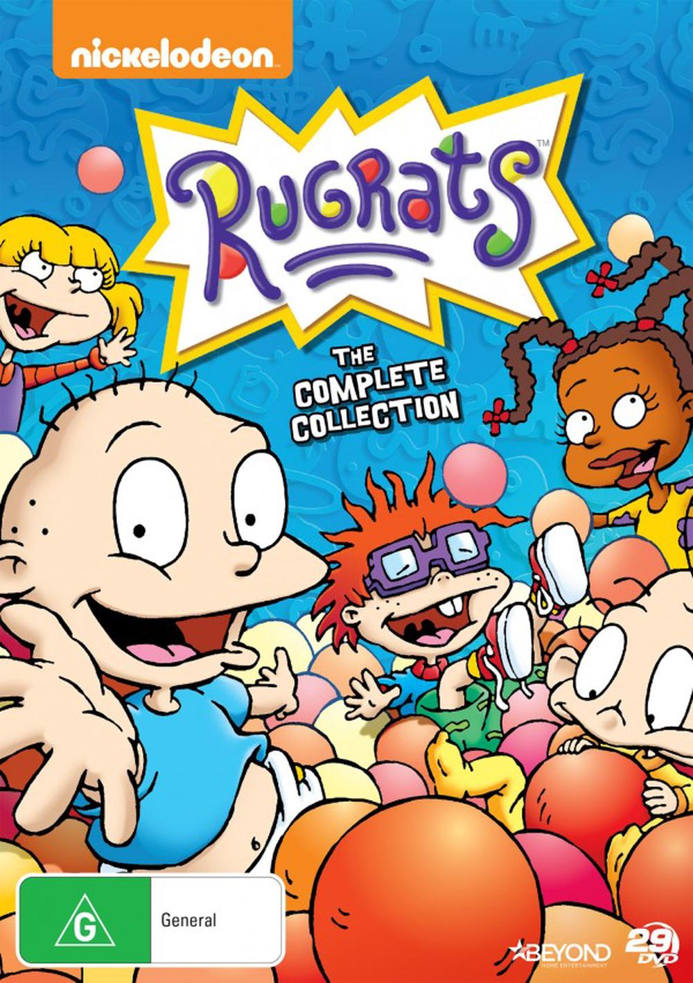 Rugrats | Series Collection - DVD Region 4 Free Shipping!