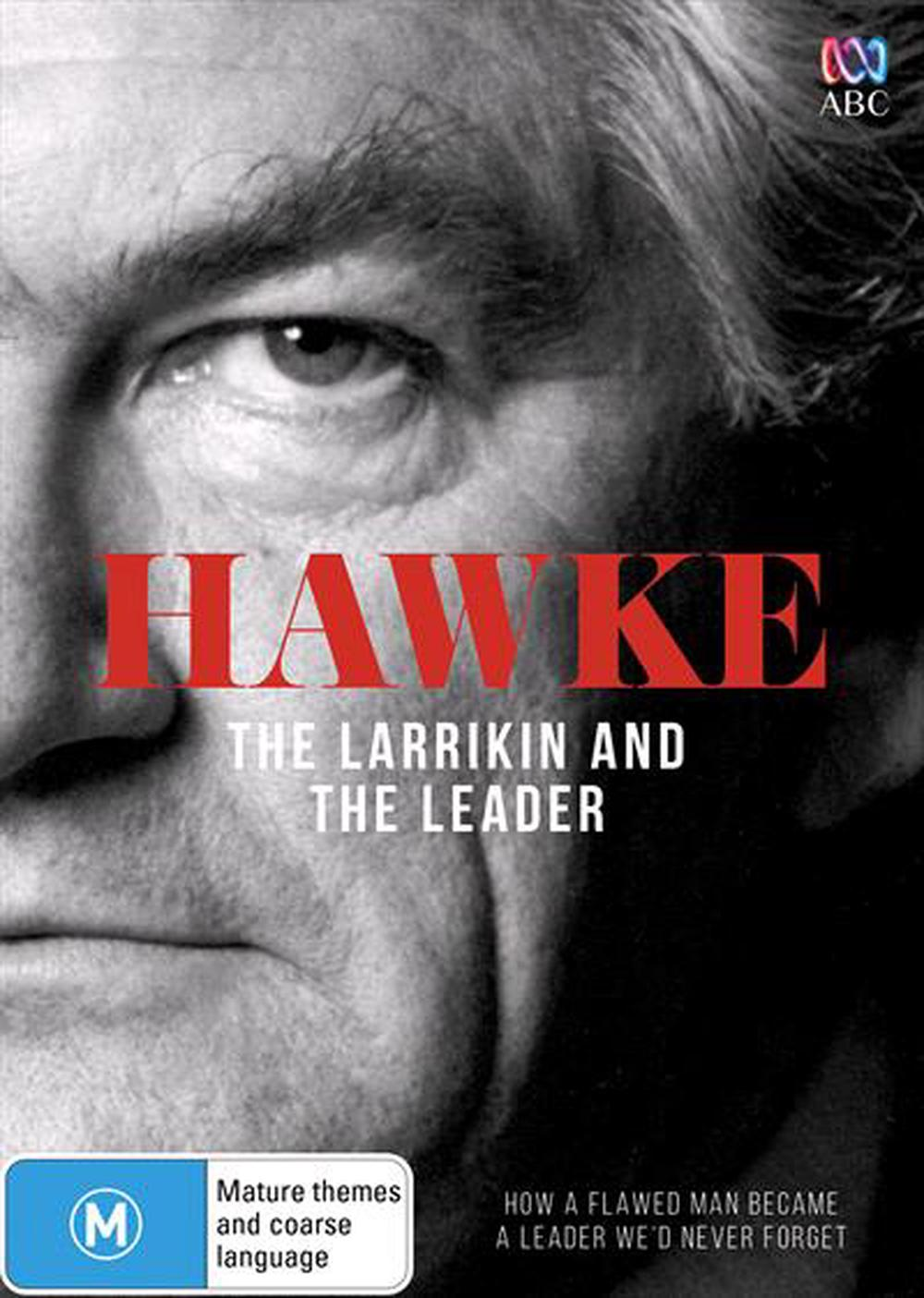 Hawke - Larrikin And The Leader, The - DVD Region 4 Free Shipping!