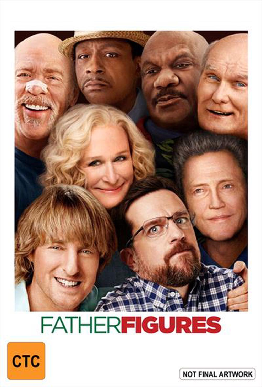 Father Figures - DVD Region 4 Free Shipping!