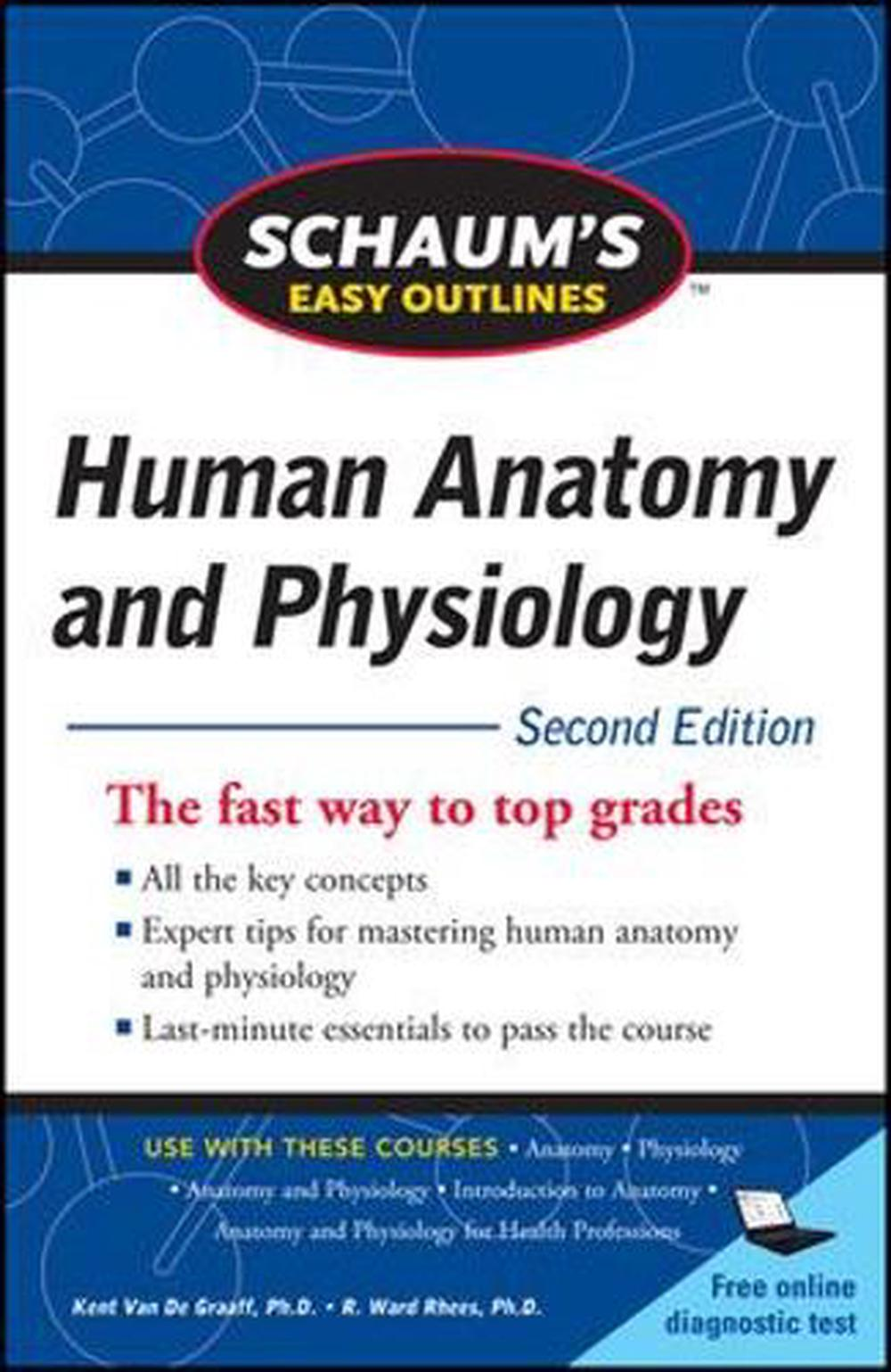 Schaum\'s Easy Outline of Human Anatomy and Physiology by Kent M. Van ...