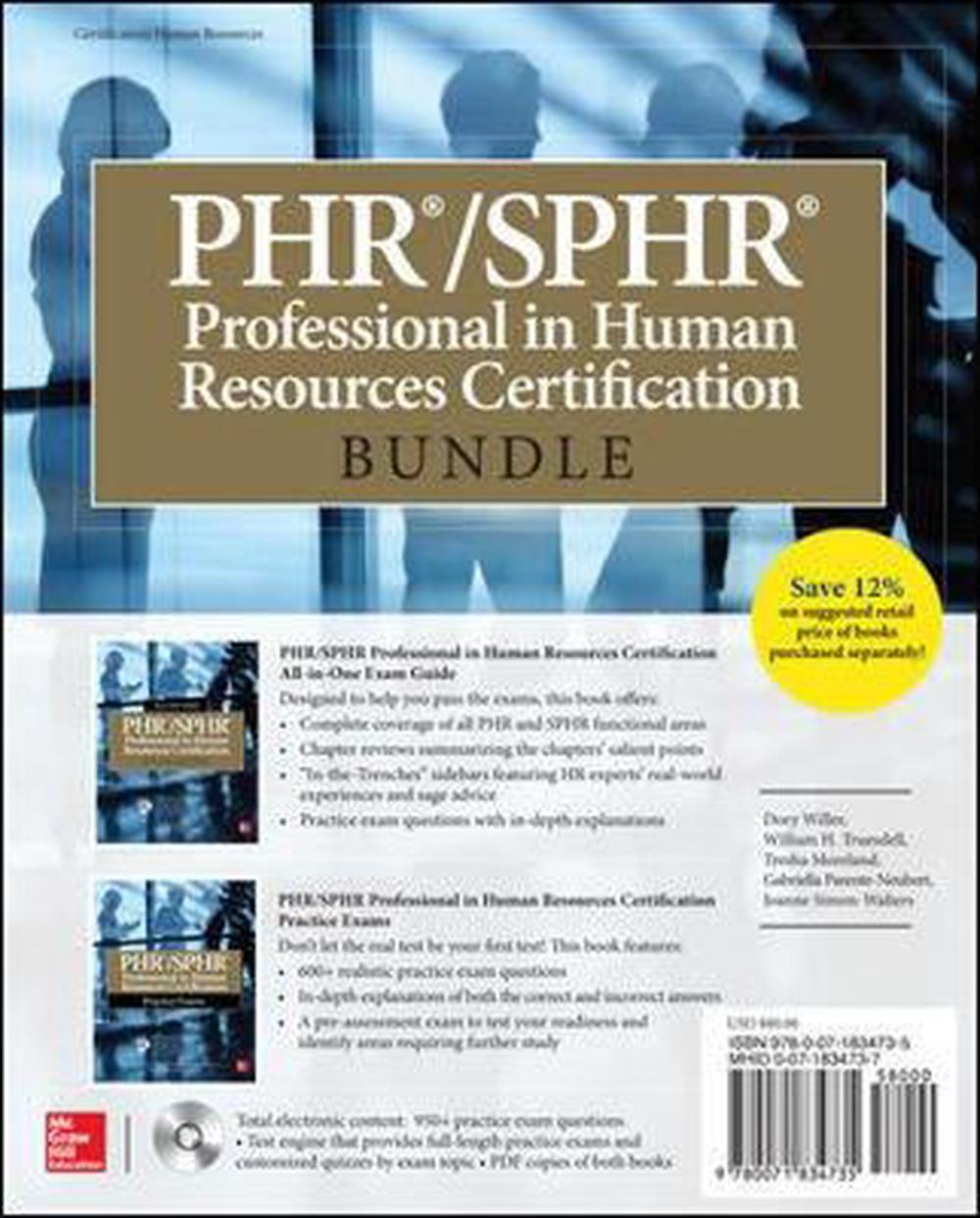 Phrsphr Professional In Human Resources Certification Bundle By