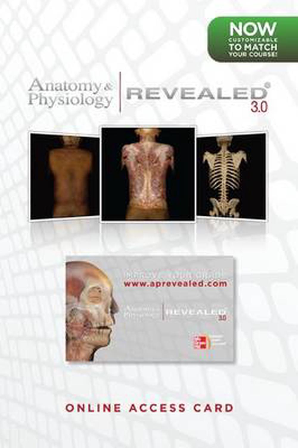 Student Access Card Anatomy & Physiology Revealed Version 3.2 by The ...