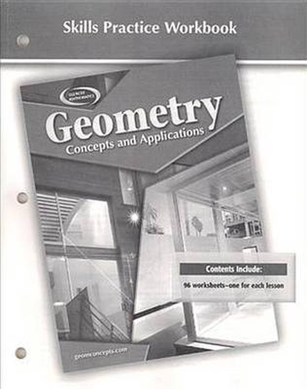 Workbooks practice workbook : Geometry Skills Practice Workbook: Concepts and Applications by ...