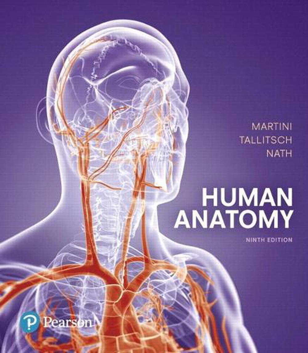 Human Anatomy by Frederic H. Martini Hardcover Book | eBay