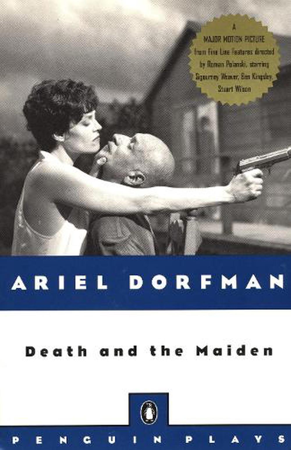essays death and the maiden ariel dorfman Hope by ariel dorfman keyword essays and term papers available at echeatcom analysis of madness in death and the maiden by ariel dorfman and hamlet by.