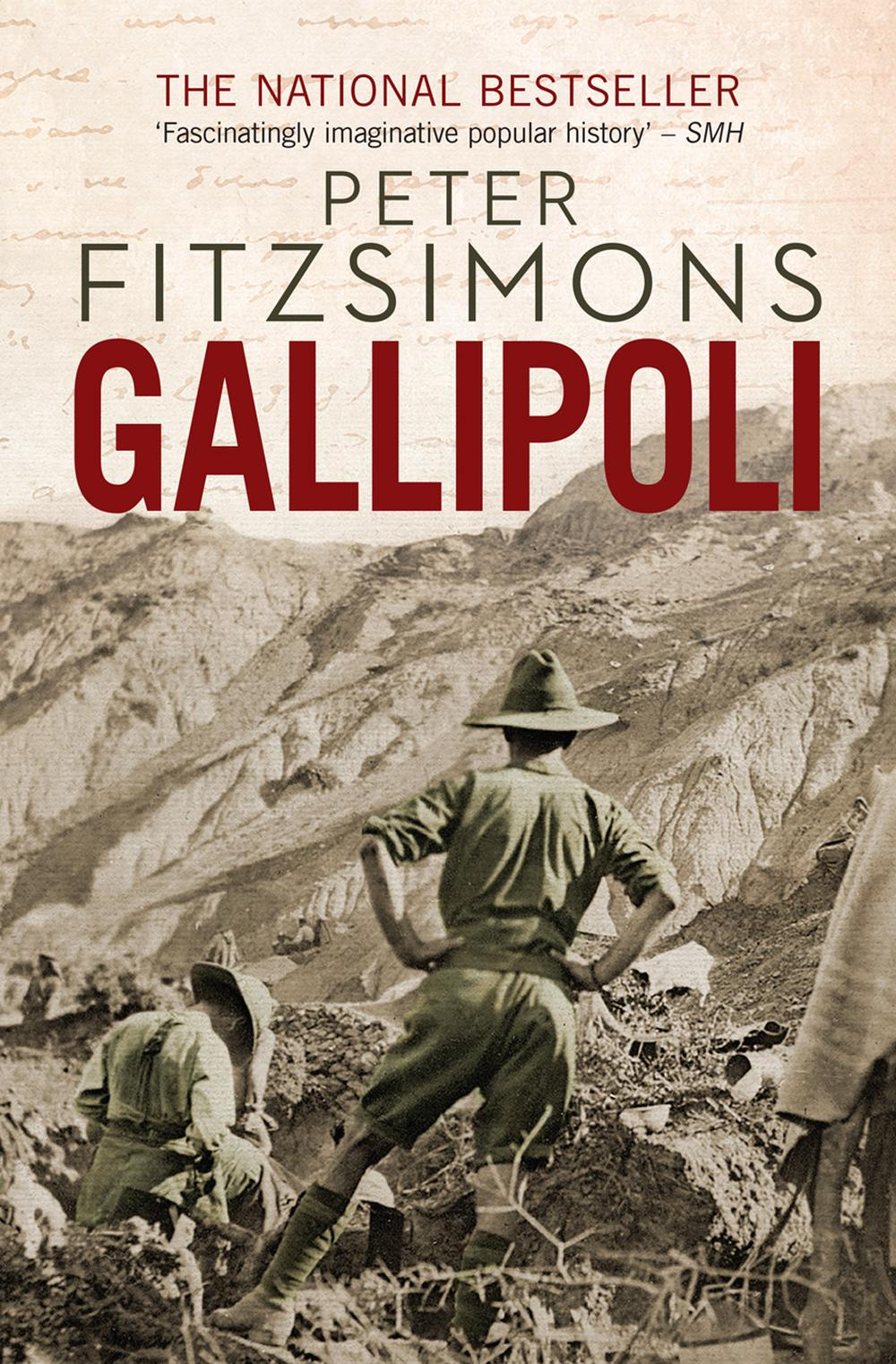 Gallipoli by Peter FitzSimons Paperback Book Free Shipping!