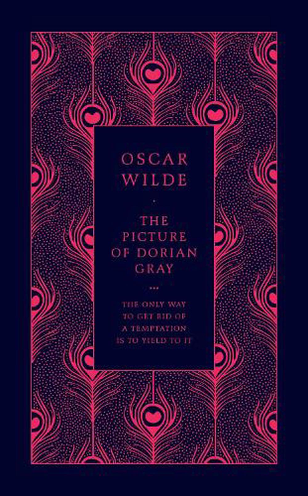 Picture-of-Dorian-Gray-Wts-by-Wilde-Oscar-Hardcover-Book-Free-Shipping