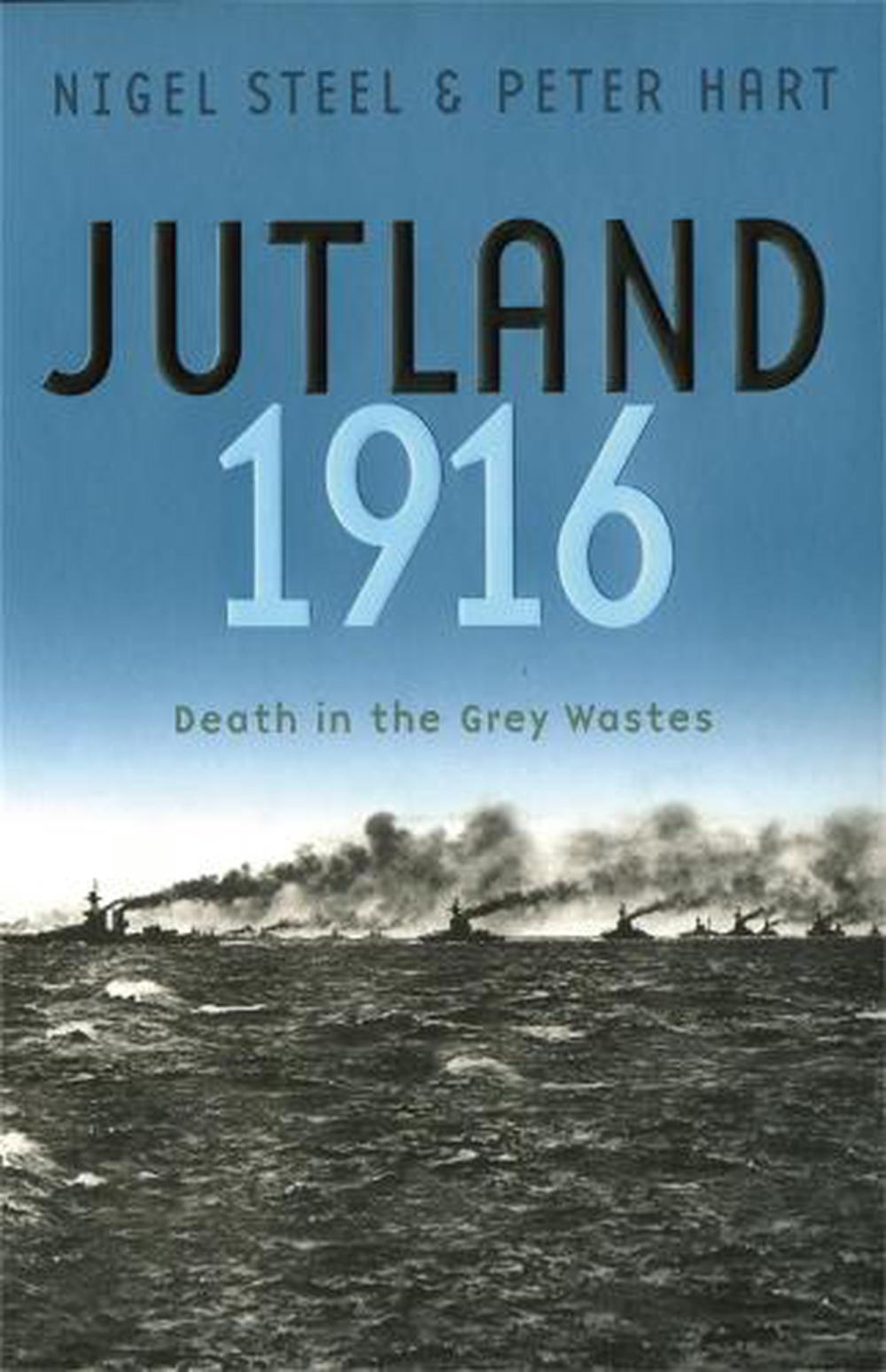 Jutland 1916  Death In The Grey Wastes By Nigel Steel