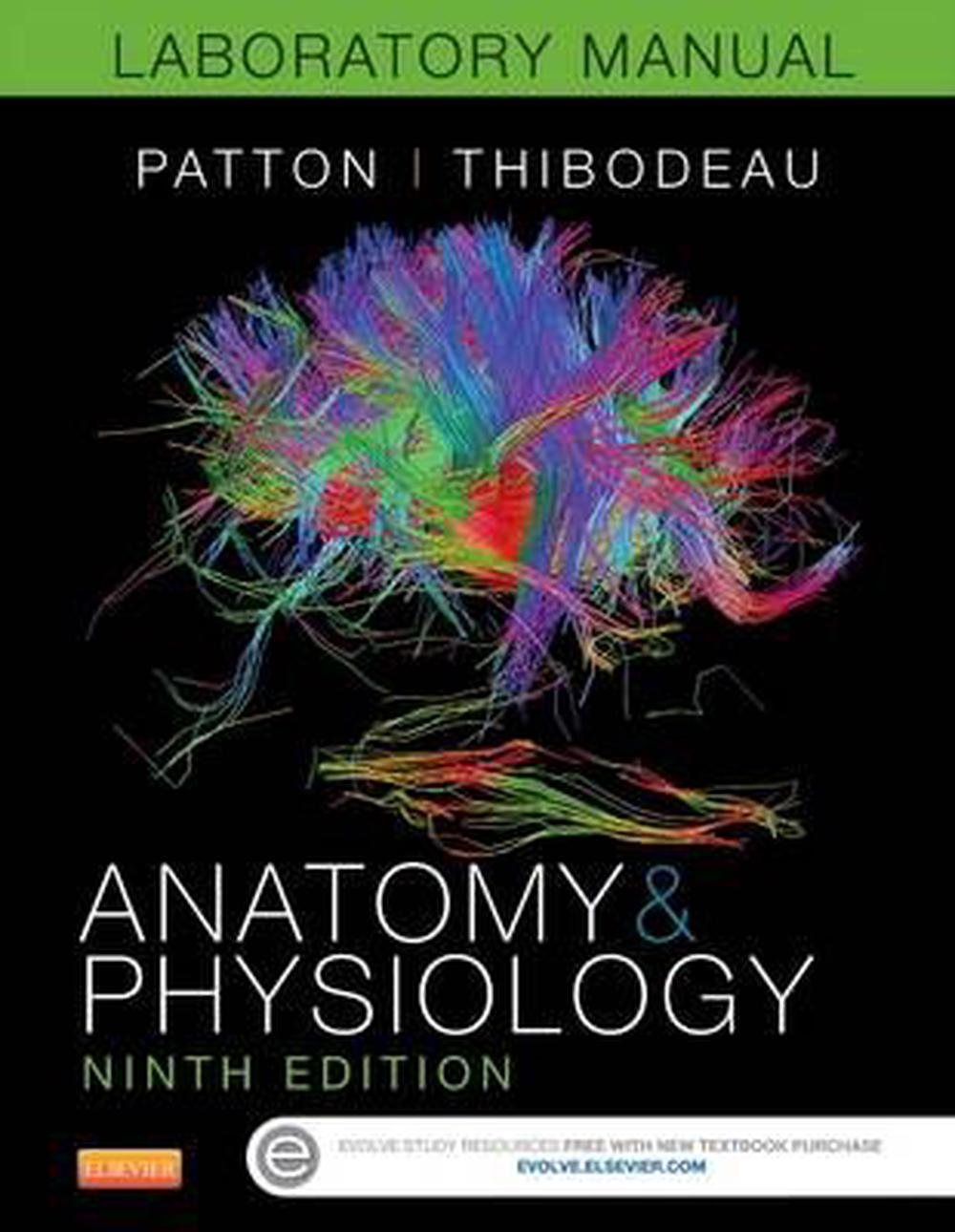 Anatomy & Physiology Laboratory Manual and E-Labs by Kevin Patton ...