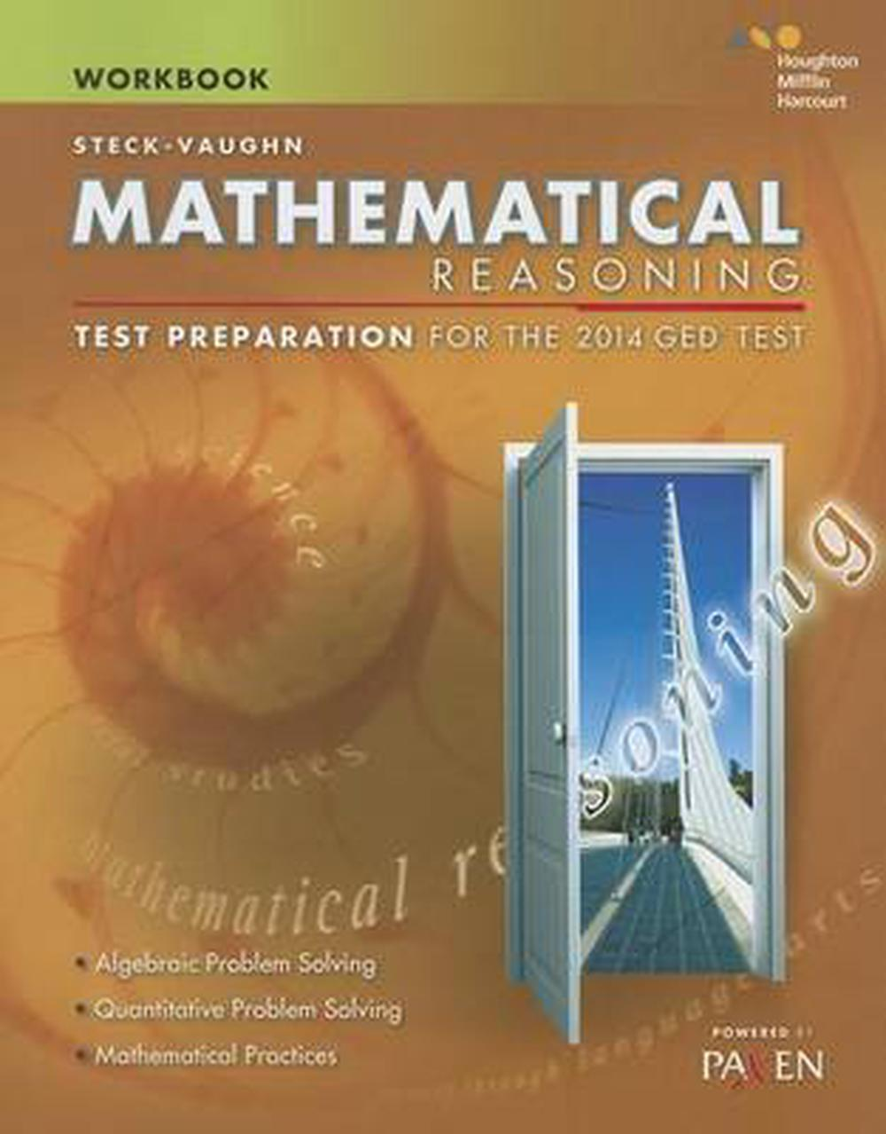 Steck-Vaughn GED: Test Preparation Student Workbook Mathematical ...