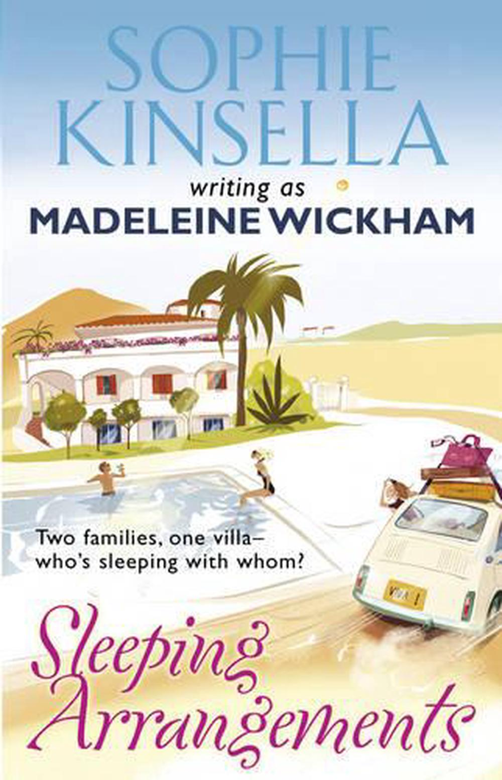 Sleeping-Arrangements-by-Madeleine-Wickham-English-Paperback-Book-Free-Shippin
