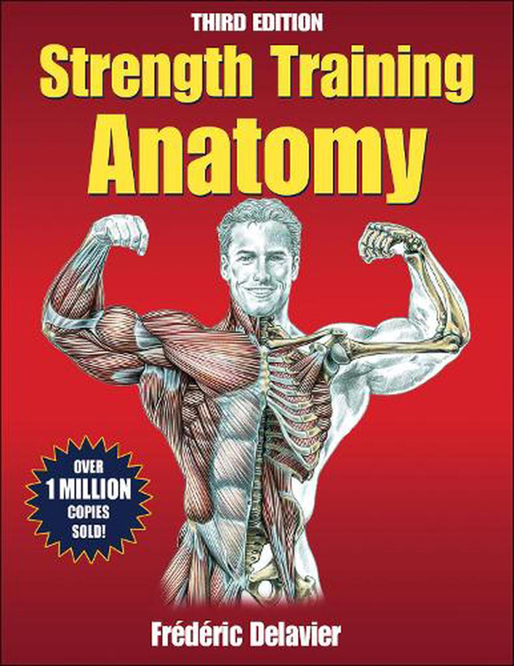 Strength Training Anatomy by Frederic Delavier (English) Paperback ...