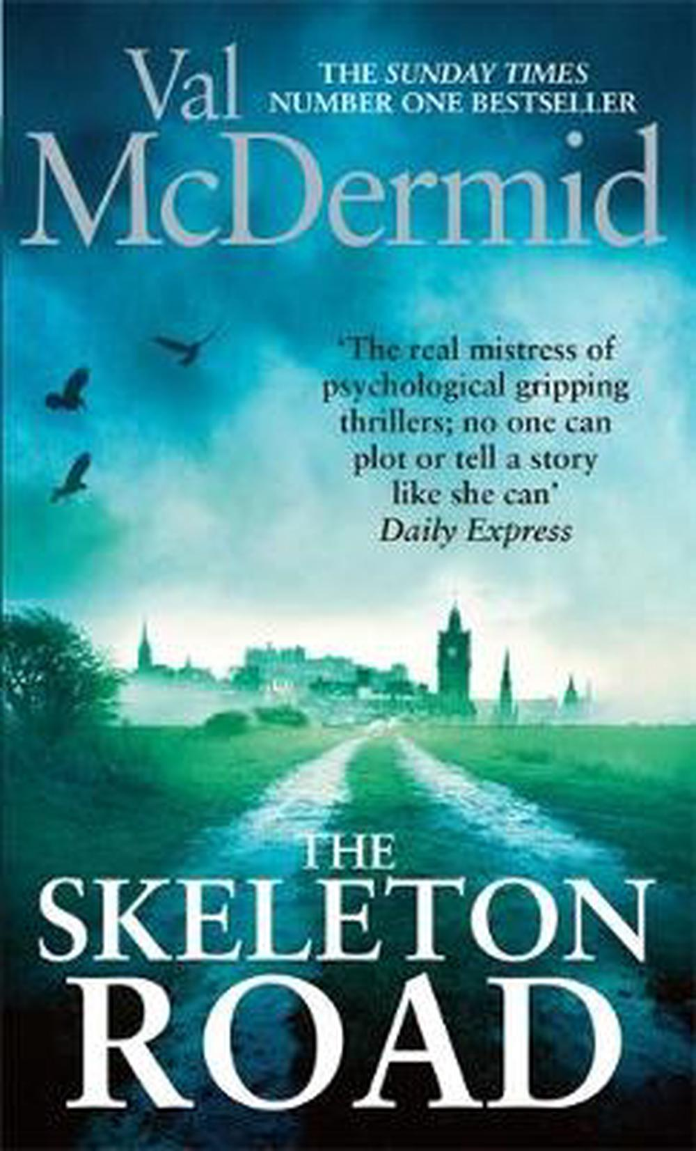 Skeleton Road by Val McDermid Paperback Book Free Shipping!