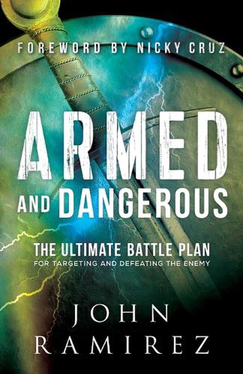 Armed-and-Dangerous-by-John-Ramirez-English-Paperback-Book-Free-Shipping