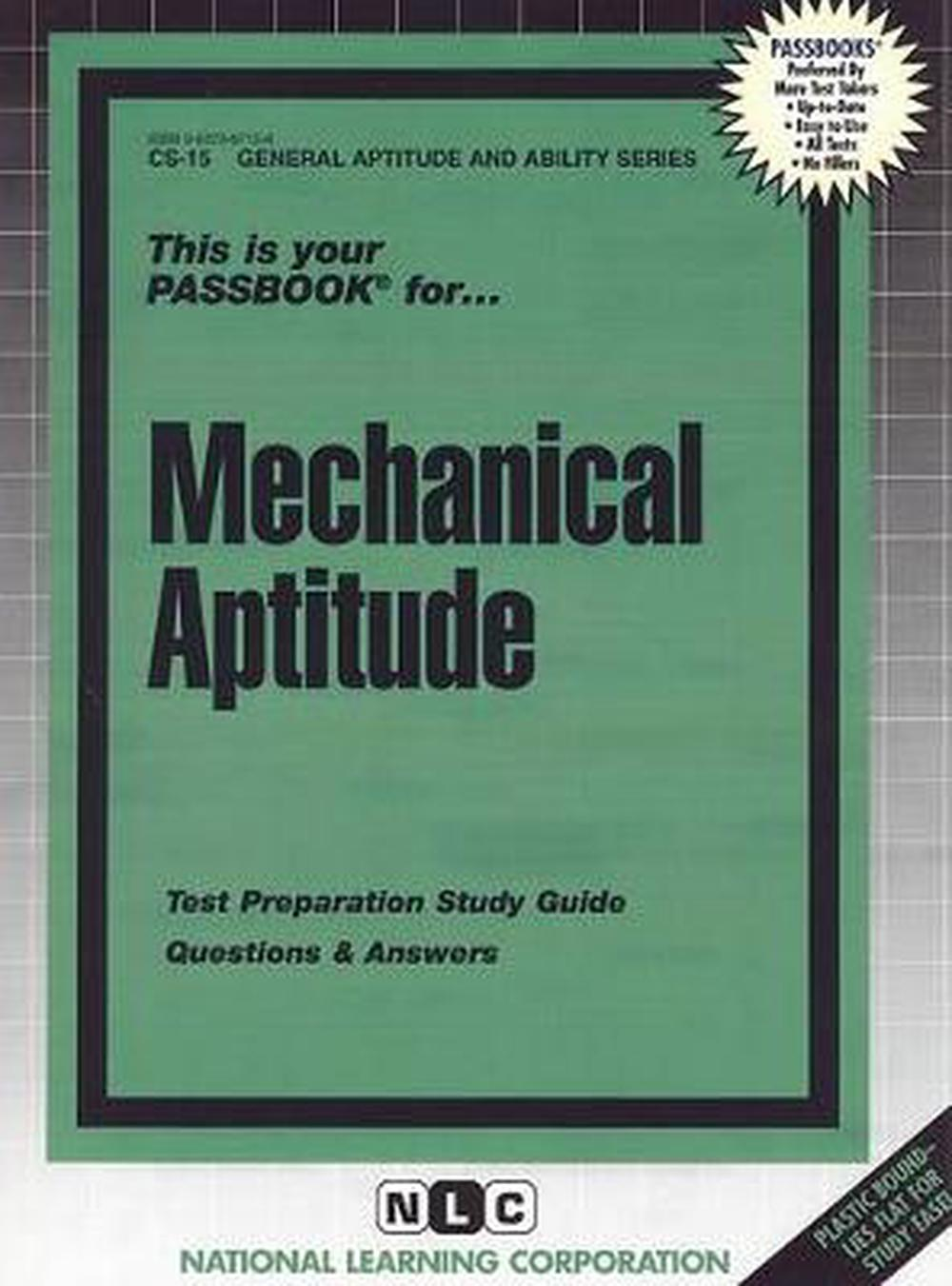 Mechanical Aptitude: Test Preparation Study Guide, Questions & Answers