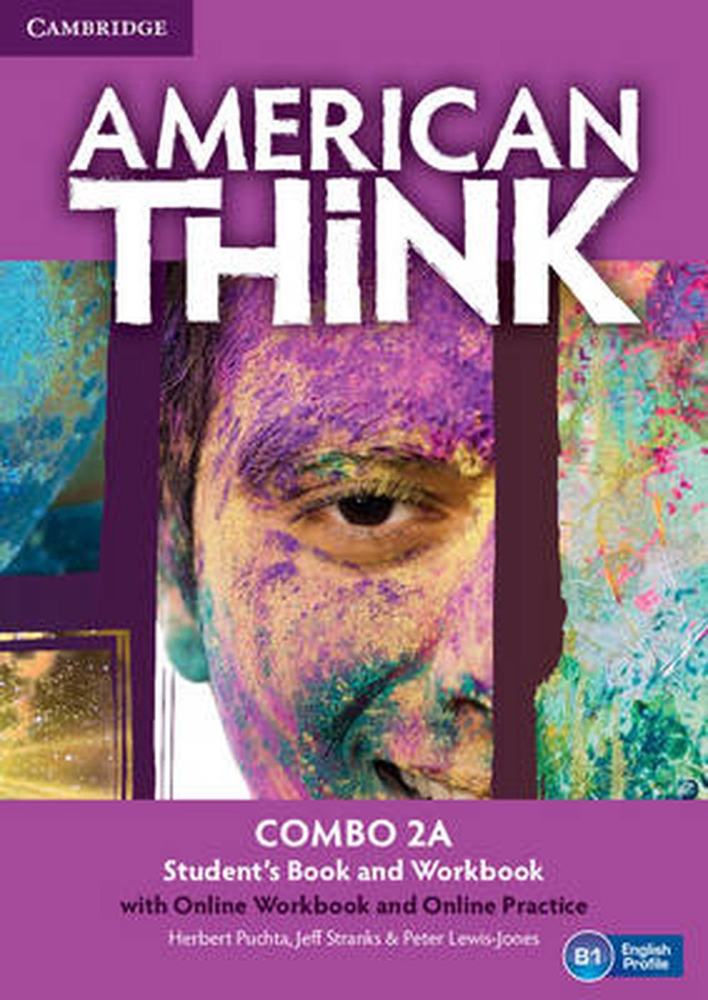 American Think, Combo 2A with Online Workbook and Online Practice ...