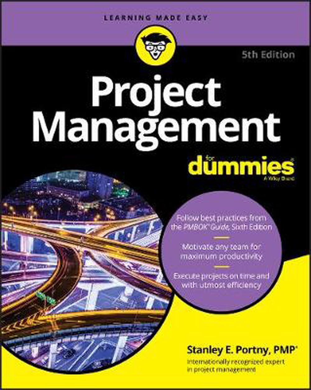 project management for dummies 5th edition pdf free