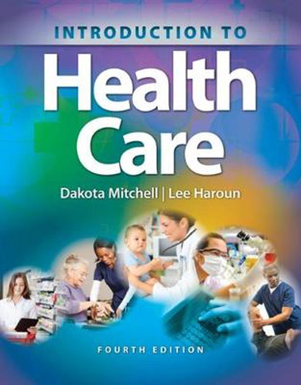 Introduction to Health Care by Adrian Mitchell (English) Paperback Book Free Shi