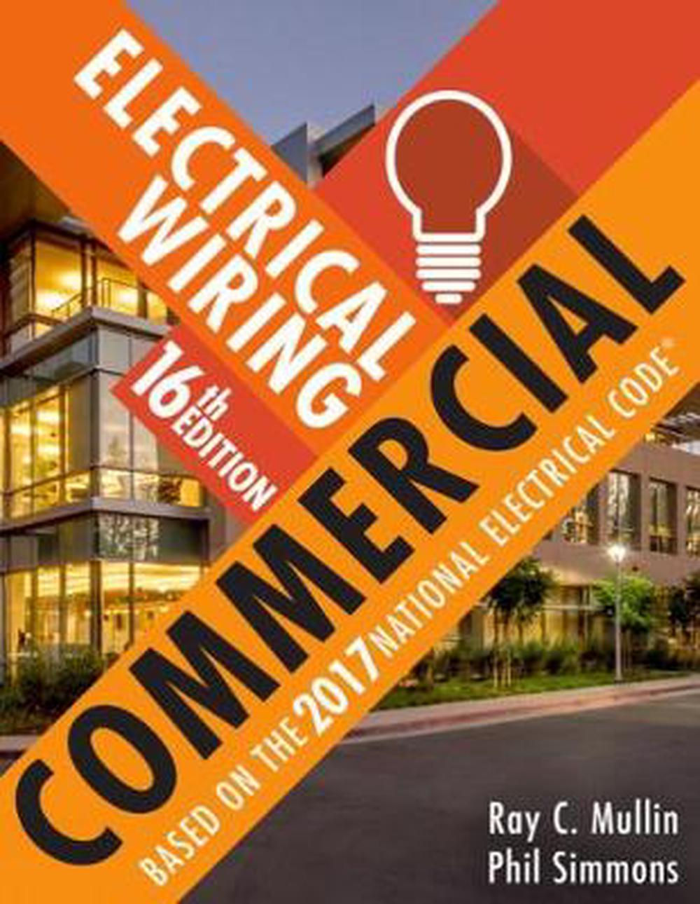 Electrical Wiring Commercial By Phil Simmons Paperback Book Free A Building