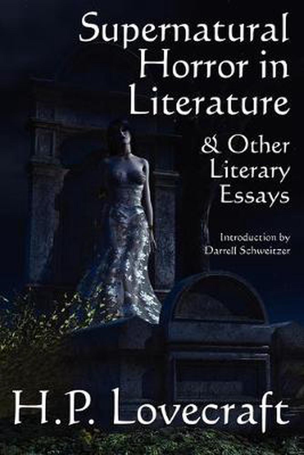 supernatural horror in literature other literary essays by h p  image is loading supernatural horror in literature amp other literary essays