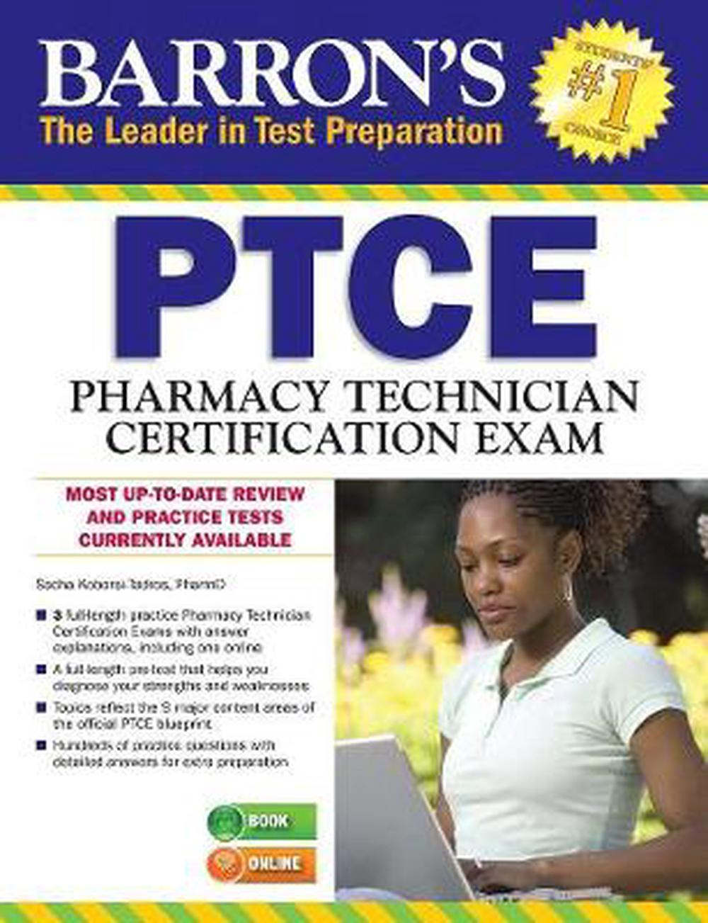 Barrons ptcepharmacy technician certification exam by sacha barrons ptcepharmacy technician certification exam xflitez Choice Image