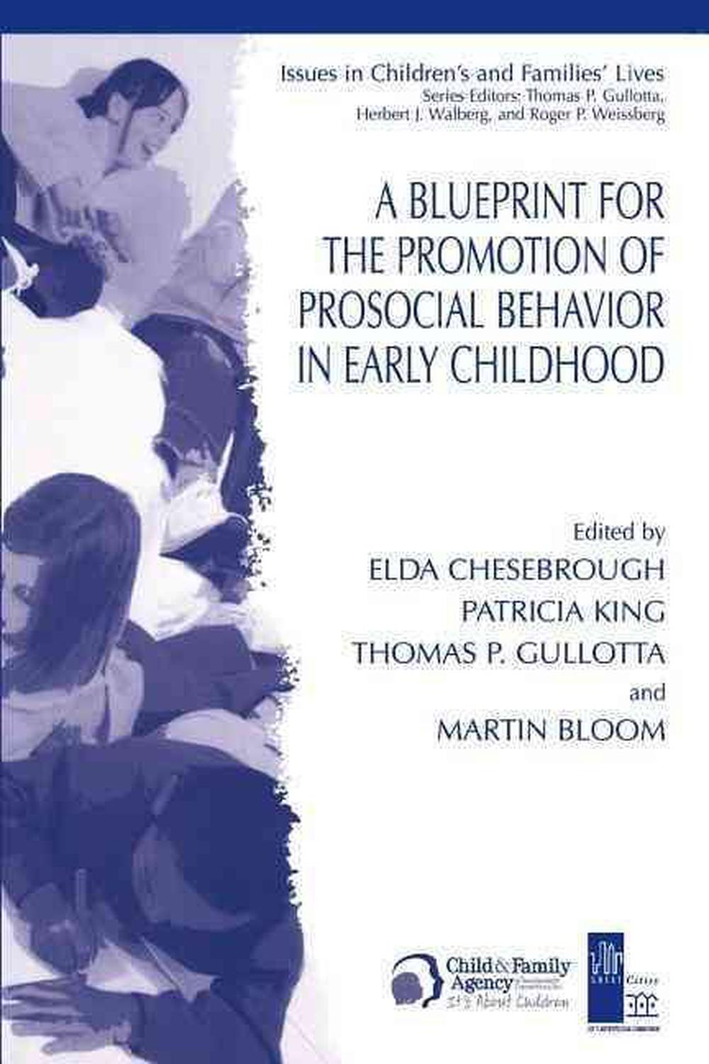 A blueprint for the promotion of pro social behavior in early a blueprint for the promotion of pro social behavior in early childhood malvernweather Gallery