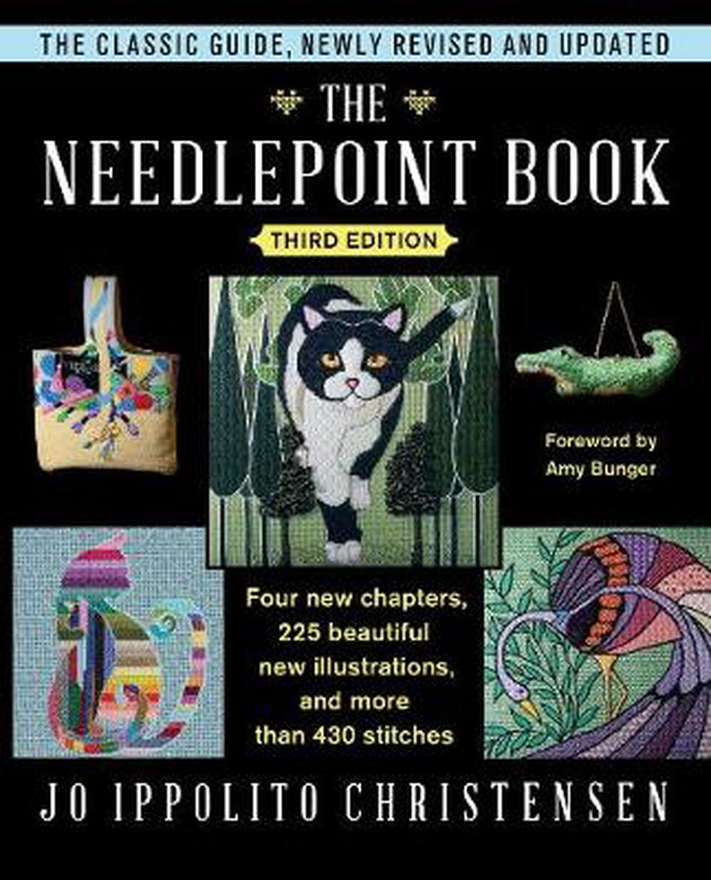 Needlepoint Book: New, Revised, and Updated Third Edition