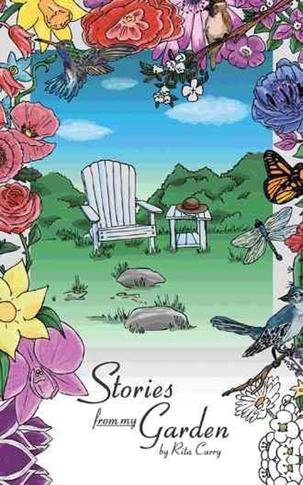 Stories From My Garden by Rita Curry (English) Paperback ...