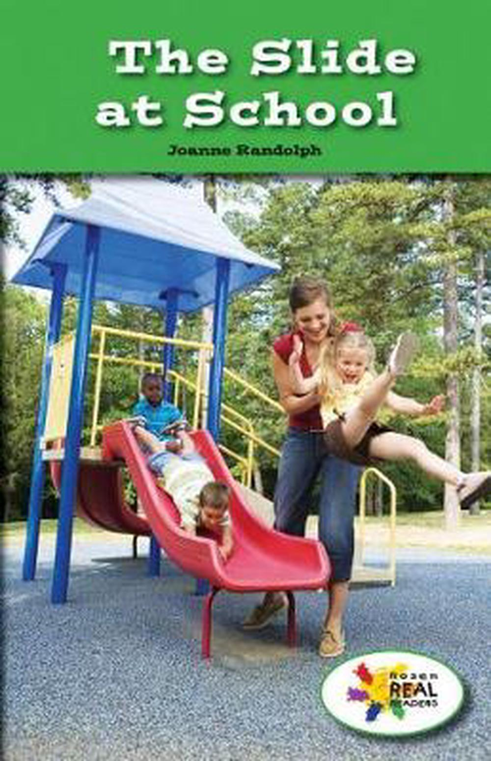The Slide at School by Joanne Randolph (English) Paperback Book Free Shipping!