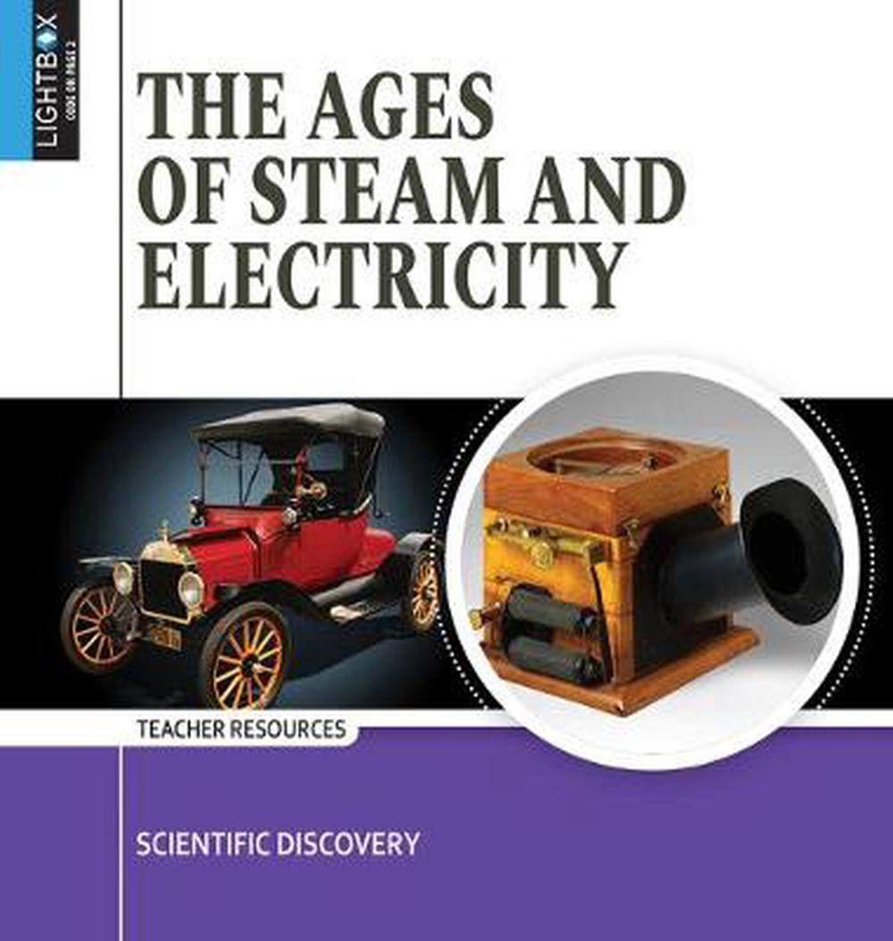The Ages Of Steam And Electricity By Briony Ryles (English