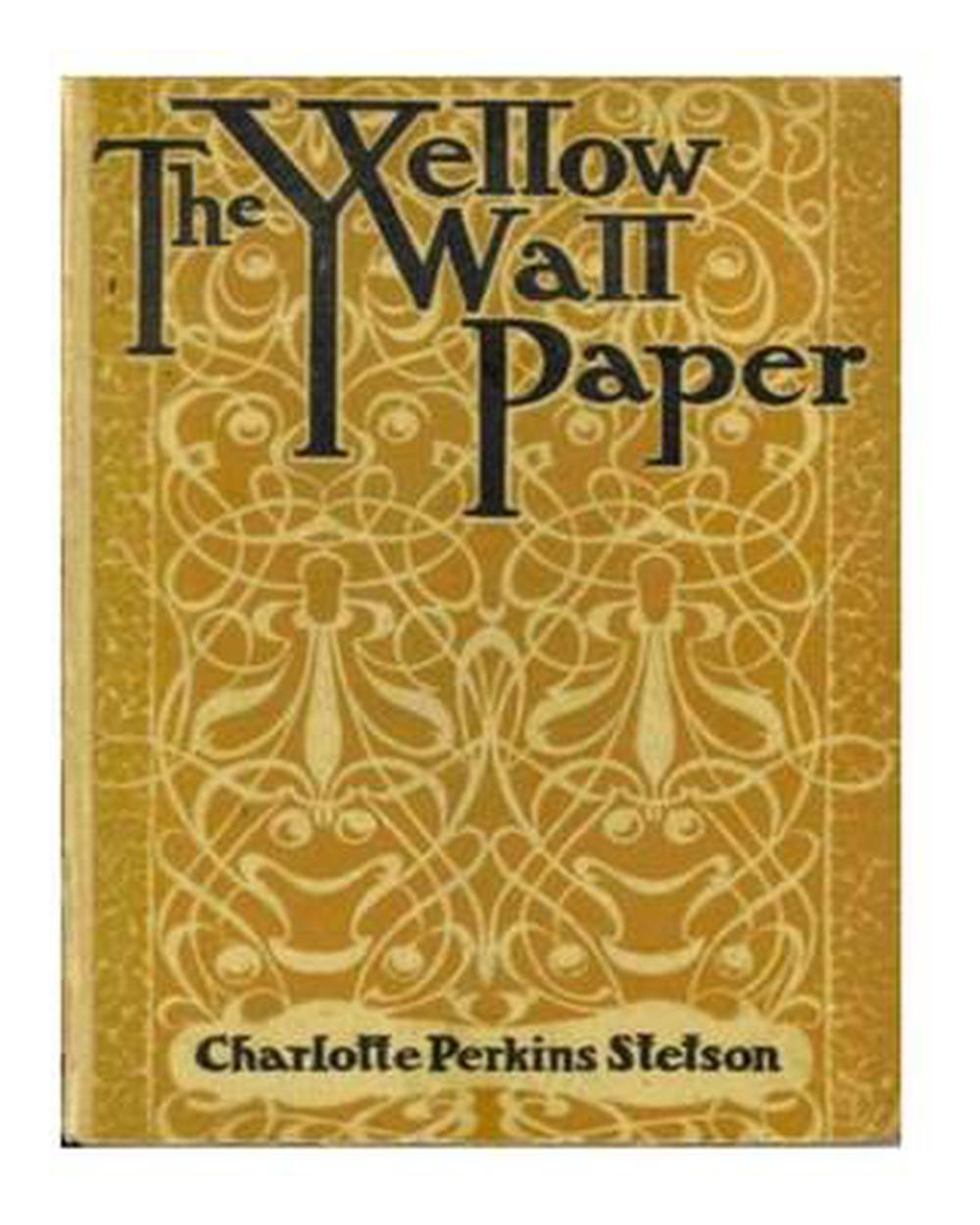 Details About The Yellow Wallpaper By Charlotte Perkins Gilman English Paperback Book Free S