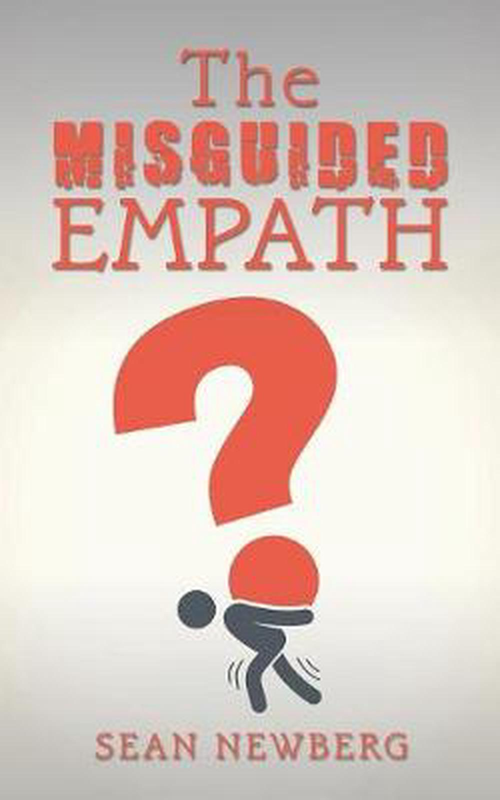 Details about Misguided Empath by Sean Newberg Paperback Book Free Shipping!