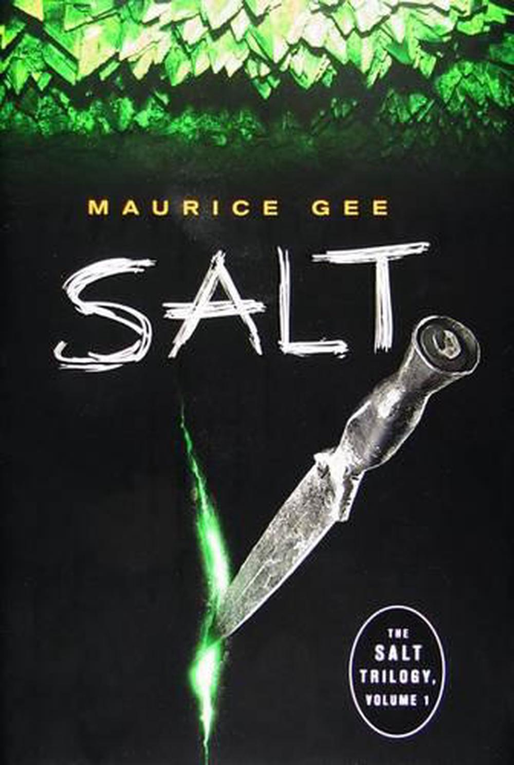 salt maurice gee Profile of author and storylines award-winner maurice gee.