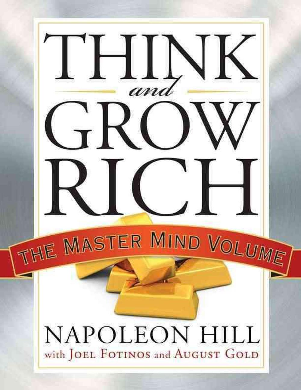Think and Grow Rich: The Master Mind Volume by Napoleon Hill ...