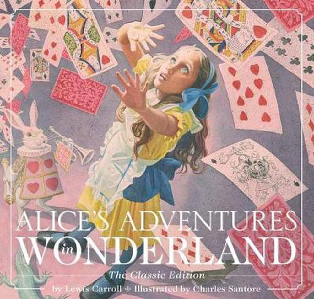 Details about Alice in Wonderland Coloring Book: The Classic Edition by  Lewis Carroll Paperbac