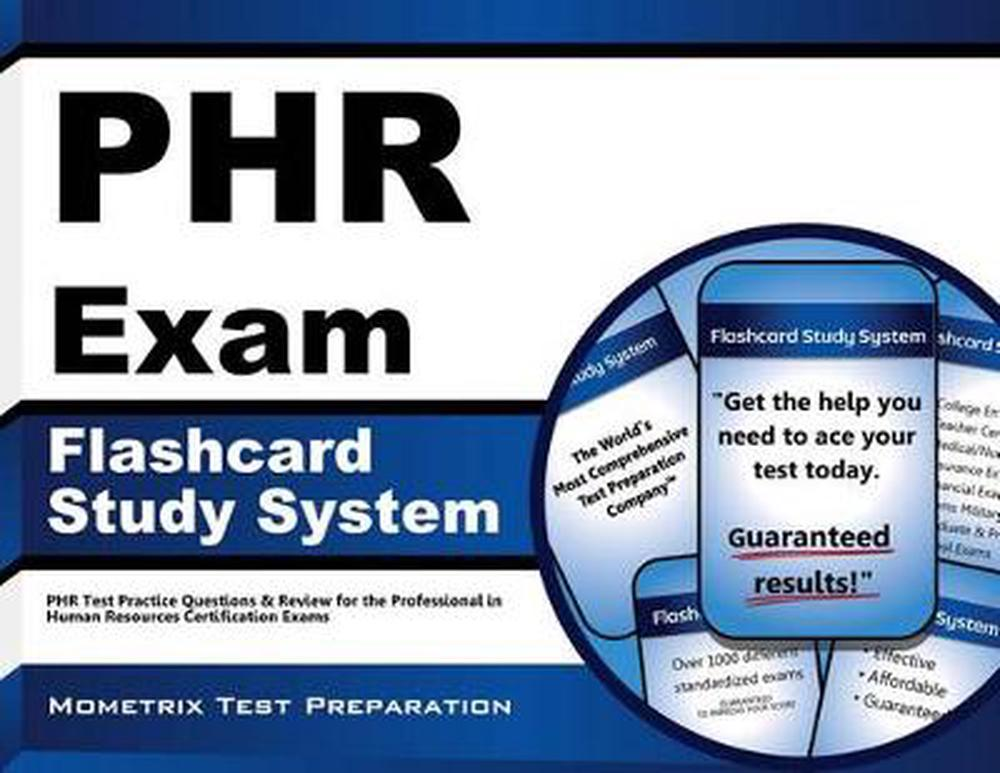 Phr Exam Flashcard Study System Phr Test Practice Questions And