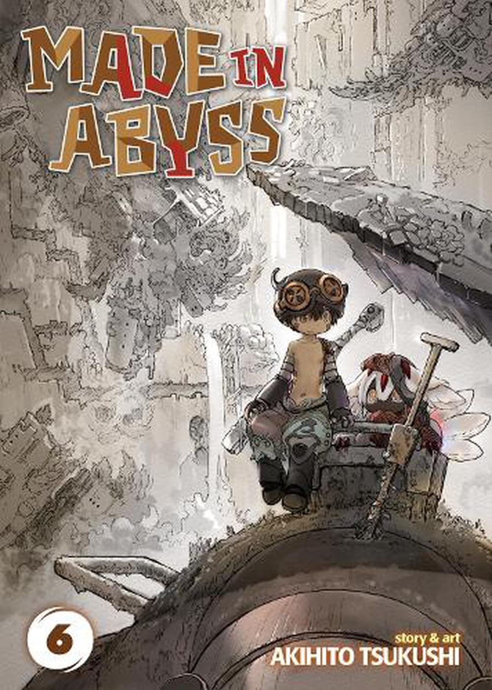 Made in Abyss Vol. 6 by Akihito Tsukushi (English ...
