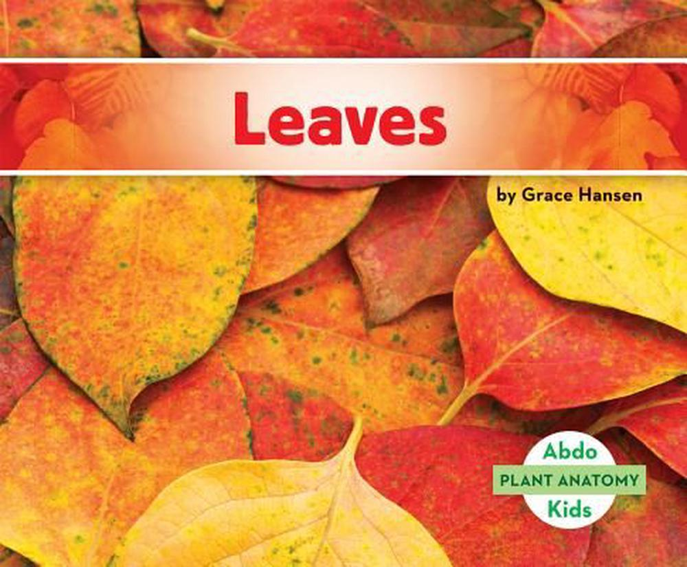 Leaves by Grace Hansen (English) Library Binding Book Free Shipping ...