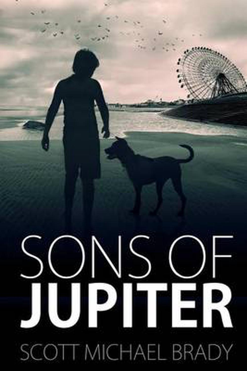 Sons-of-Jupiter-by-Scott-Michael-Brady-English-Paperback-Book-Free-Shipping