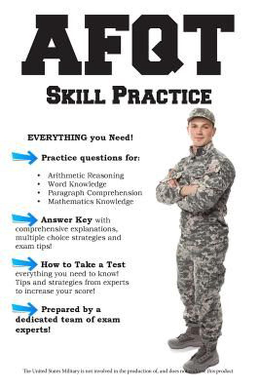 AFQT Skill Practice: Armed Forces Qualification Test