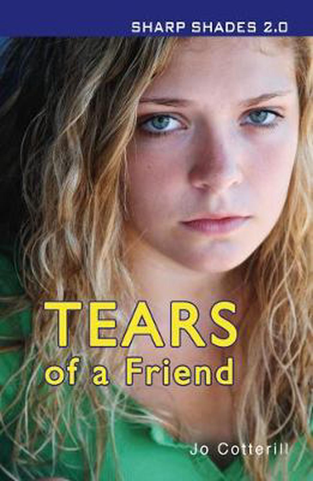 Tears-of-a-Friend-by-Joanna-Kenrick-Paperback-Book-Free-Shipping