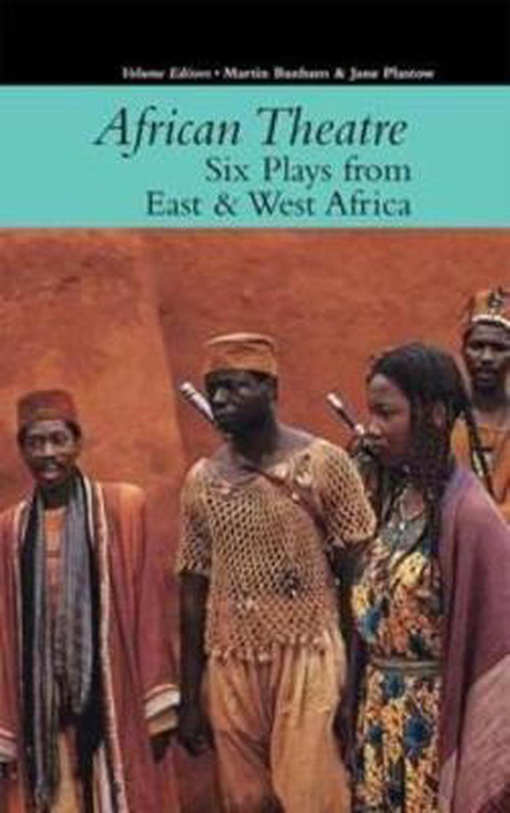 African Theatre 16: Six Plays from East & West Africa Hardcover Book Free Shippi