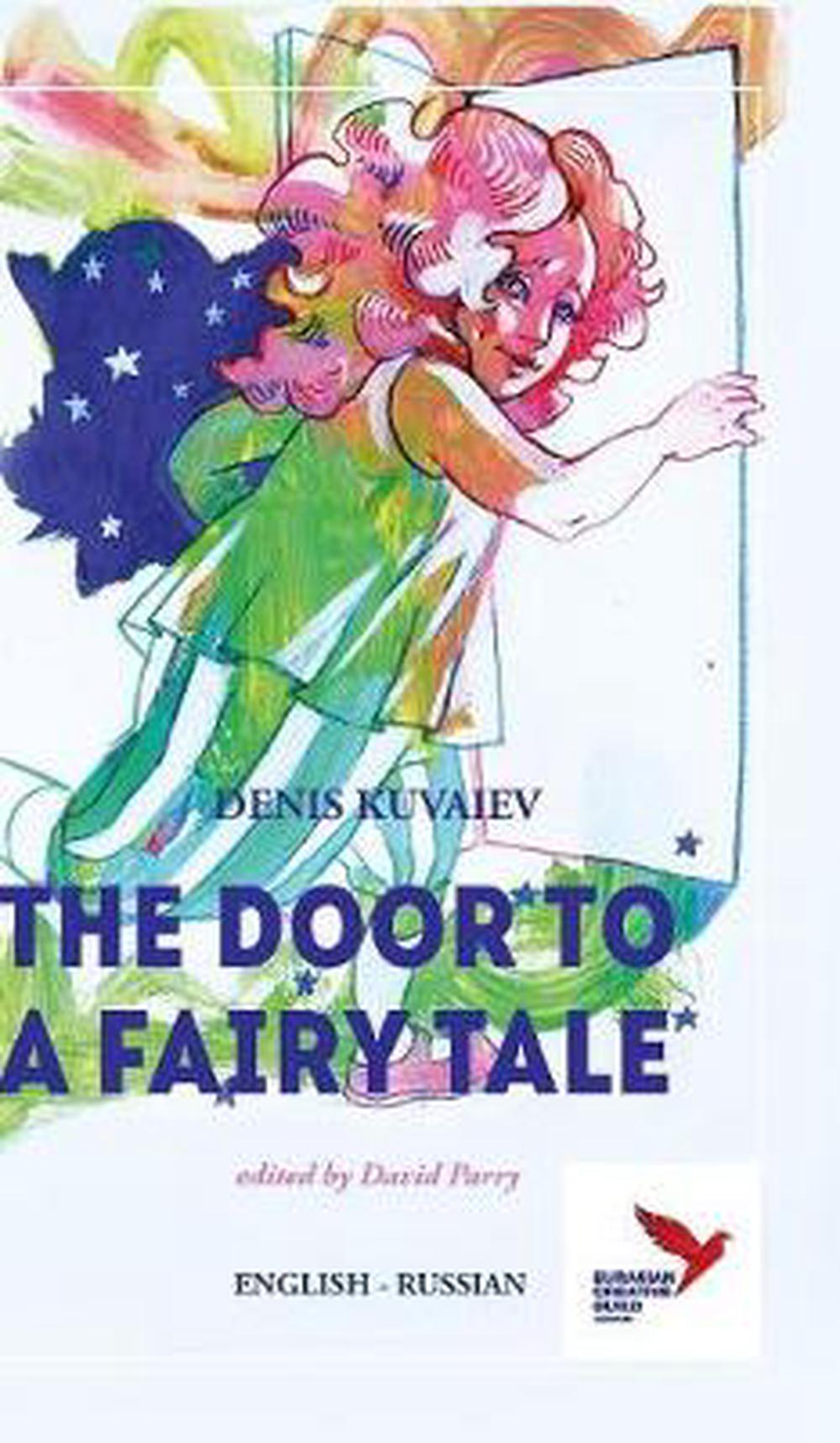 The-Door-to-a-Fairy-Tale-by-Denis-Kuvaiev-English-Hardcover-Book-Free-Shipping