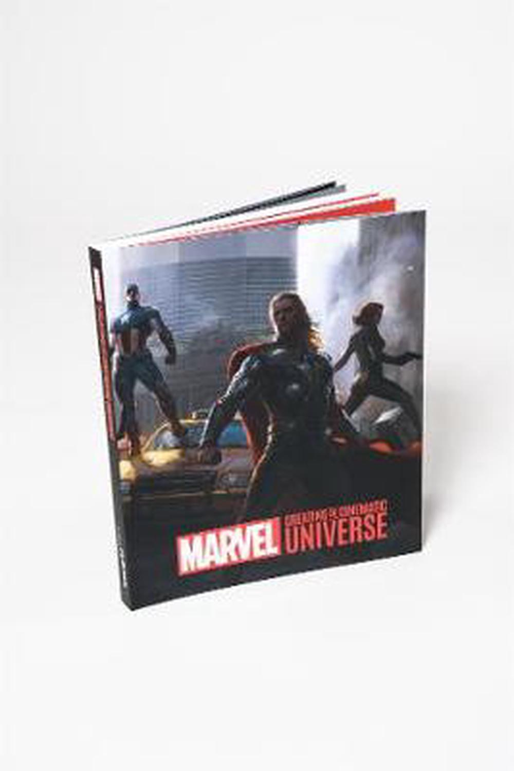 Marvel: Creating the Cinematic Universe by Qagoma Paperback Book Free Shipping!