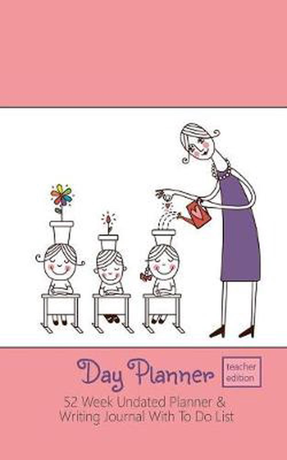 Details about Day Planner Teacher Edition by Journal Jungle Publishing  Paperback Book Free Shi