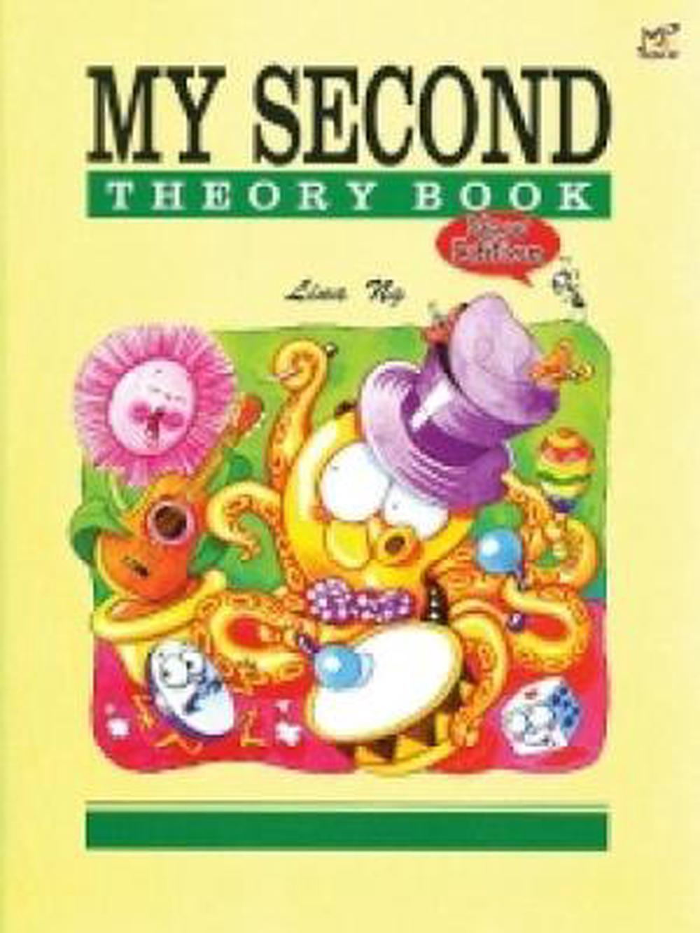My Second Theory Book by Lina Ng Paperback Book Free Shipping!