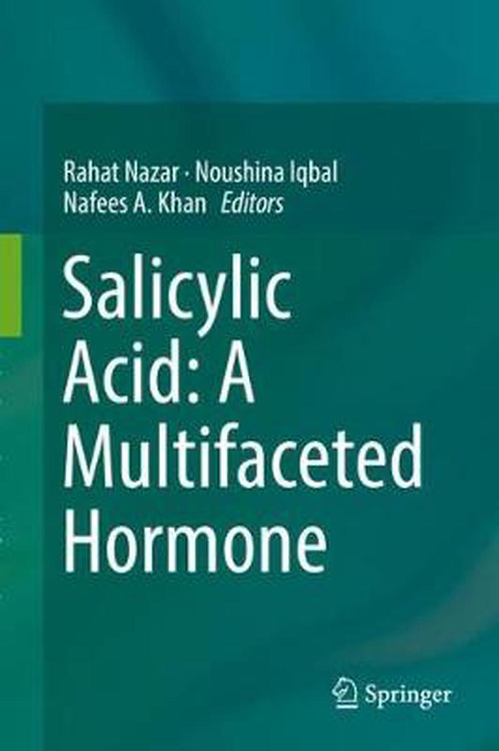 Salicylic Acid: a Multifaceted Hormone  Hardcover Book Free